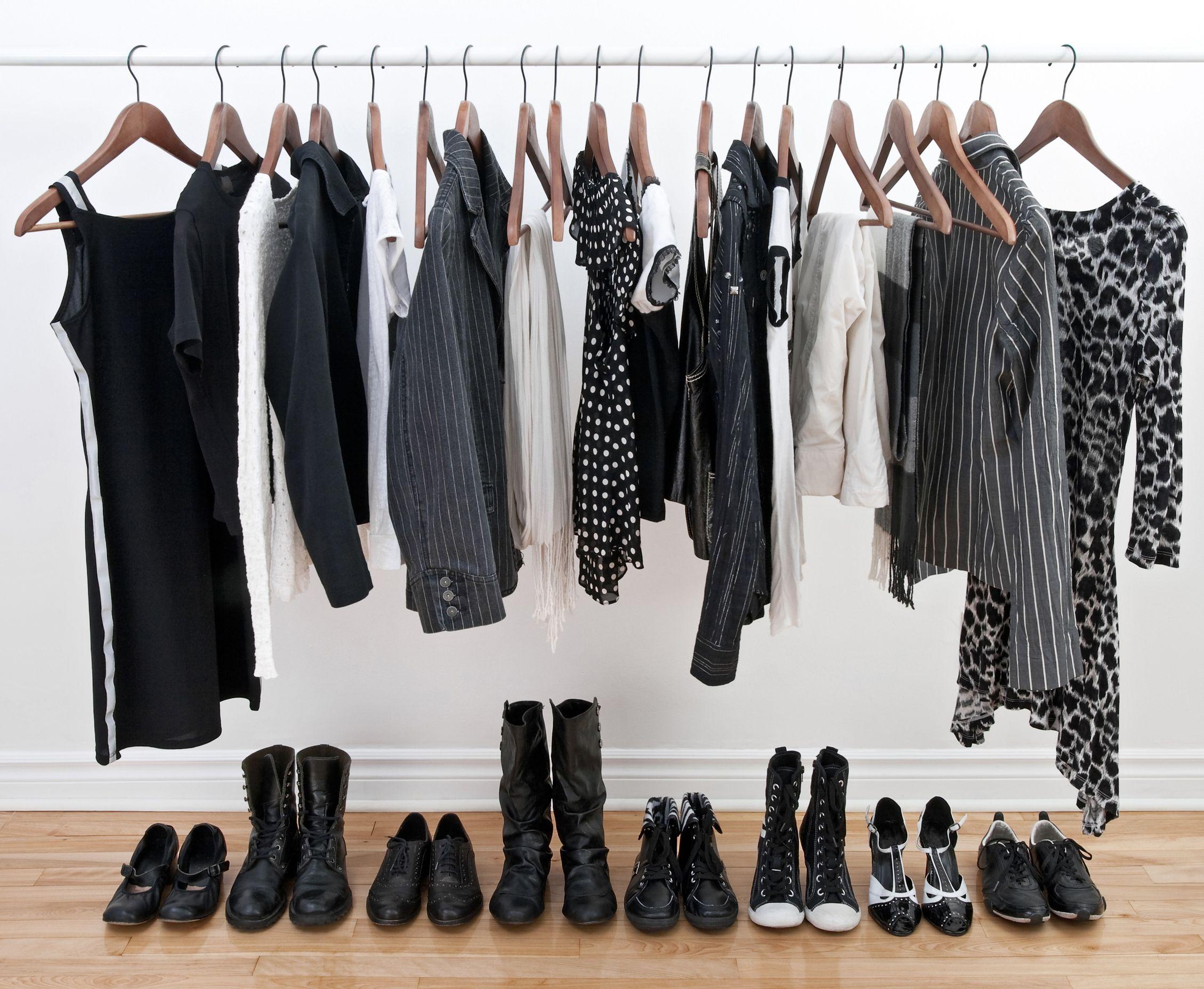 Kleiderschrank Challenge
