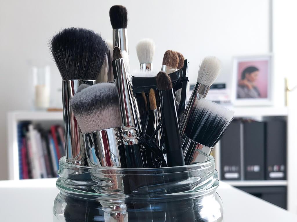 Makeup Beratung Kosmetikpinsel
