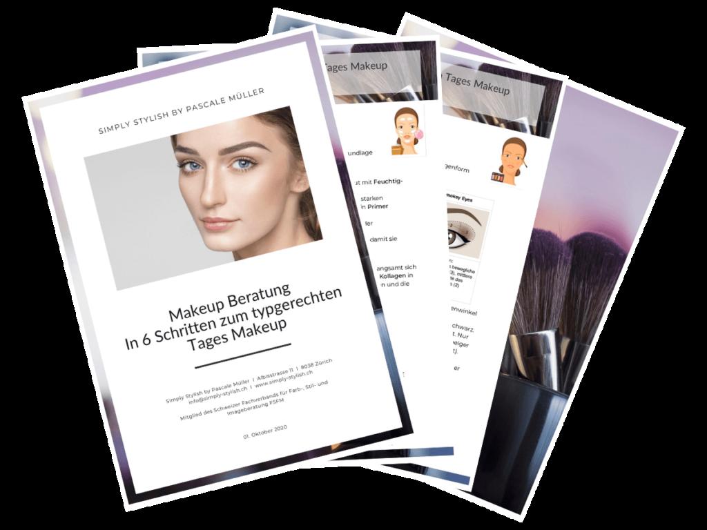 Makeup Beratung Dossier